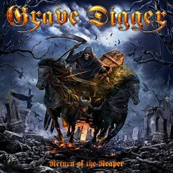 GRAVE DIGGER - Return Of...