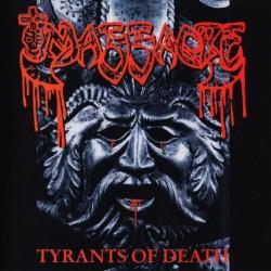MASSACRE - Tyrants Of Death LP