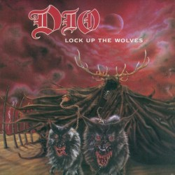 DIO - Lock Up The Wolves LP...