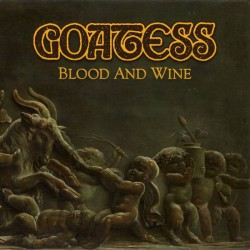 GOATESS - Blood And Wine 2LP