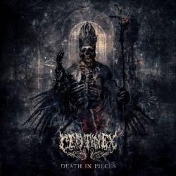 CENTINEX - Death In Pieces CD