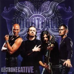 NIGHTFALL - Electronegative CD