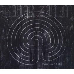 BURZUM - Burzum / Aske CD...