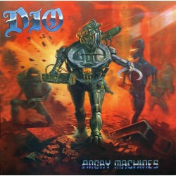 DIO - Angry Machines 2CD...