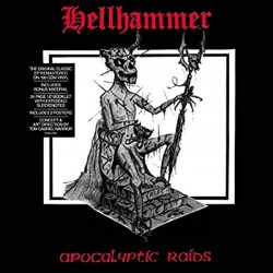 HELLHAMMER - Apocalyptic...