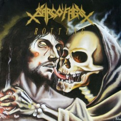 SARCOFAGO - Rotting CD +...