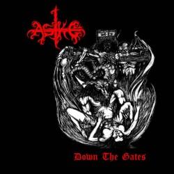 ASKE - Down The Gates CD