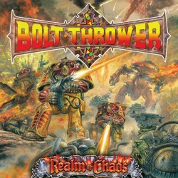 BOLT THROWER - Realm Of...
