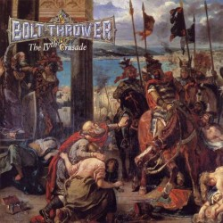 BOLT THROWER - The IVth...