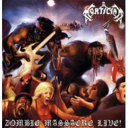 MORTICIAN - Zombie Massacre...