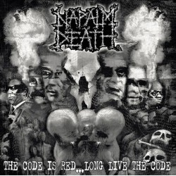 NAPALM DEATH - The Code Is...