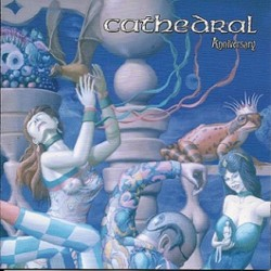 CATHEDRAL - Anniversary 2CD