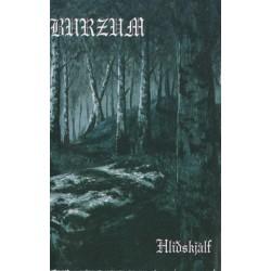 BURZUM - Hliðskjálf Cassette