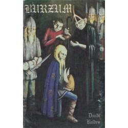 BURZUM - Dauði Baldrs Cassette