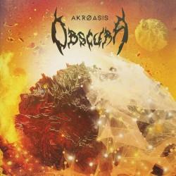 OBSCURA - Akróasis CD