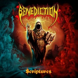 BENEDICTION - Scriptures 2LP