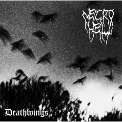 NECROHELL - Deathwings CD