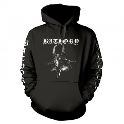 BATHORY - Goat Hoody (M, XL)