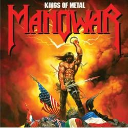 MANOWAR - Kings Of Metal LP...