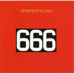 APHRODITE'S CHILD - 666 2CD...