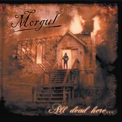 MORGUL - All Dead Here... CD