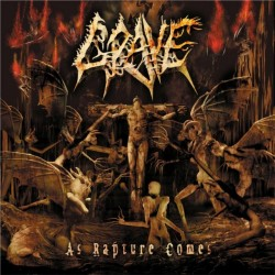 GRAVE - As Rapture Comes CD