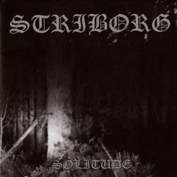 STRIBORG - Solitude CD