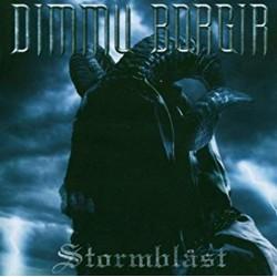 DIMMU BORGIR - Stormblåst...