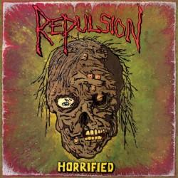 REPULSION - Horrified LP...