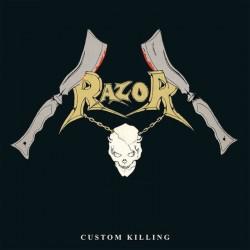 RAZOR - Custom Killing LP...