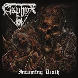 ASPHYX - Incoming Death LP