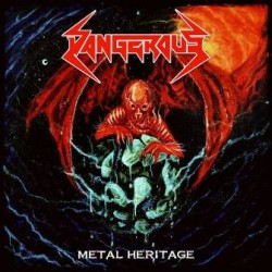 DANGEROUS - Metal Heritage CD