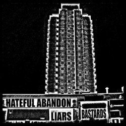 HATEFUL ABANDON - Liars /...