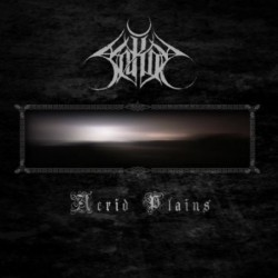 SAROS - Acrid Plains CD...