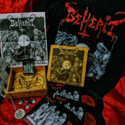 BEHERIT - The Oath Of Black...
