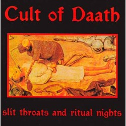 CULT OF DAATH - Slit...