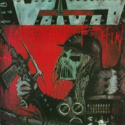 VOIVOD - War And Pain (Blue...