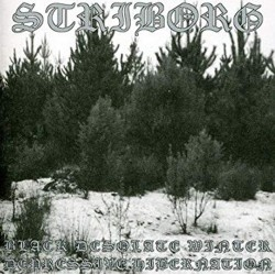 STRIBORG - Black Desolate...