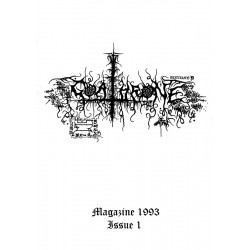 GOATHRONE - Issue 1 1993 Zine