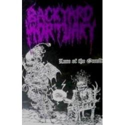 BACKYARD MORTUARY - Lure Of...