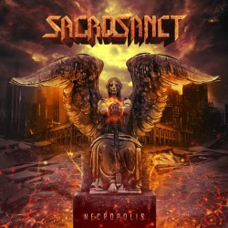 SACROSANCT - Necropolis CD