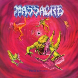 MASSACRE - From Beyond LP
