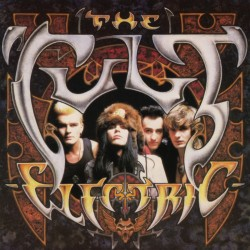THE CULT - Electric 2LP