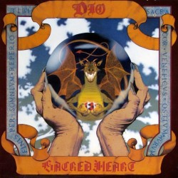 DIO - Sacred Heart CD