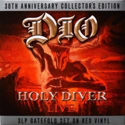 DIO - Holy Diver Live 3LP...