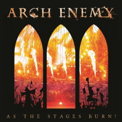 ARCH ENEMY - As The Stages...
