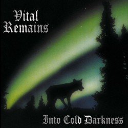 VITAL REMAINS - Into Cold...