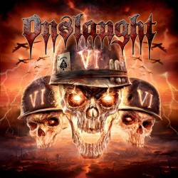 ONSLAUGHT - VI CD