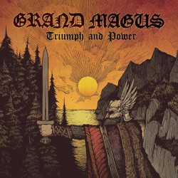 GRAND MAGUS - Triumph And...