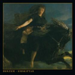 BURZUM - Umskiptar (Grey) 2LP